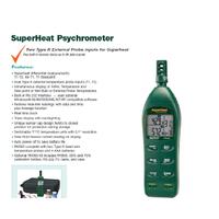 Extech RH350 Datalogging Superheat Psychrometer