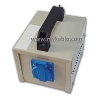 Voltaj Çevirici 220-110 Volt 5000 Watt (Amerika için)