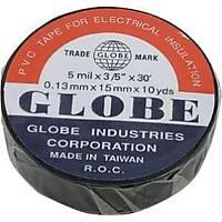 Globe Elektrik Bantı Siyah