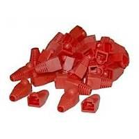 Rj45 Kılıf Kırmızı 100 adet