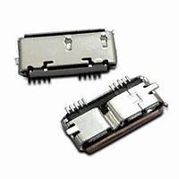 Micro Usb 3.0 Dişi Kart Tipi Konnektör