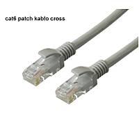 Cross Cat6 Patch Kablo 15 mt