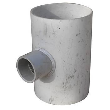 PVC TE 160-63-160MM ÝNEGAL