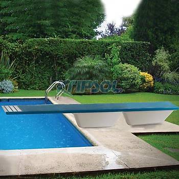 TRAMPLEN 50x400x38 cm WTF400.B MODEL WATERFUN