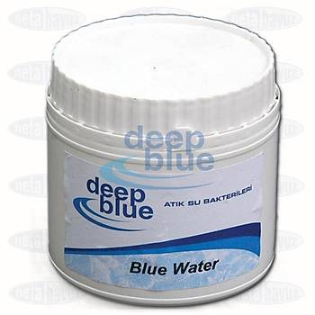 MÝKROORGANÝZMA BLUE WATER 1 KG. DEEP BLUE