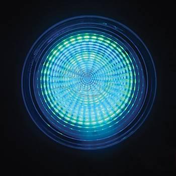 LAMBA SIVAÜSTÜ 8W / 12V BETONARME LEDLÝ RGB WATERFUN
