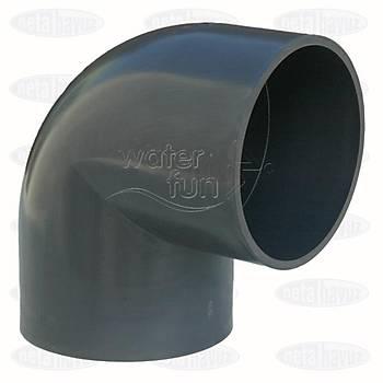 PVC WATERFUN DÝRSEK 25mm 90D