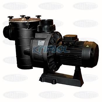 POMPA KAN PLUS 5.50 HP TRIFAZE 80 m³/h KRIPSOL