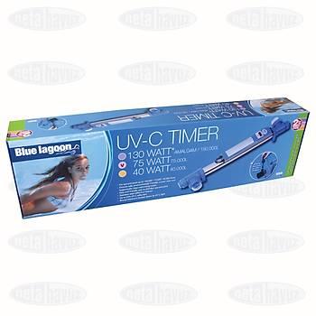 UV CÝHAZI BLUE LAGOON UV-C TIMER 40.000/40W 230V 50 Hz