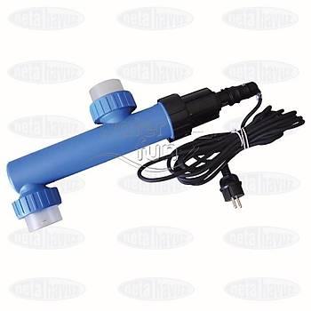 UV CÝHAZI BLUE LAGOON UV-C TECH 10.000/12W 230V 50 Hz