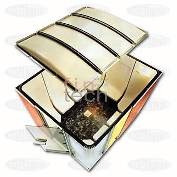 BUHAR ODASI 20C MODEL 5540X2120X2100 FINTECH