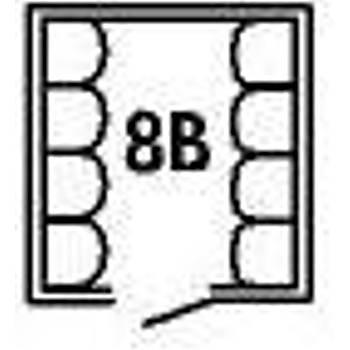 BUHAR ODASI  8B MODEL 1900X2500X2250 FINTECH