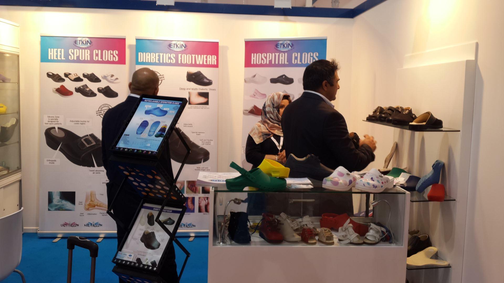 Arab Health 2015 Etkin Medikal