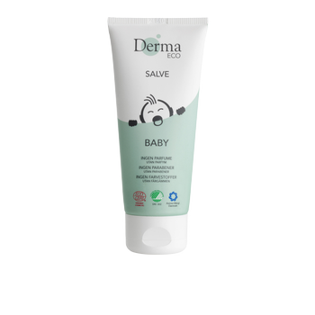 Derma Eco Organik Sertifikalý Bebek Piþik Kremi