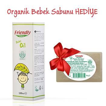 Friendly Organic Bebek Yaðý 100ml - HEDÝYELÝ