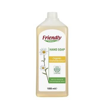 Friendly Organic Sývý El Sabunu –Organik Papatya Ekstraktý - 1000 ml