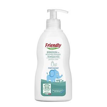 Friendly Organic Biberon ve Beslenme Gereçleri Temizleyici- Parfümsüz - 300 ml