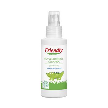 Friendly Organic Oyuncak ve Yüzey Temizleyici - Parfümsüz - 100 ml