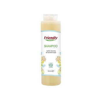 Friendly Organic Organik Þampuan 500ml