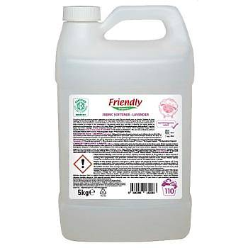 Friendly Organic Yumuþatýcý - Lavanta 5 L