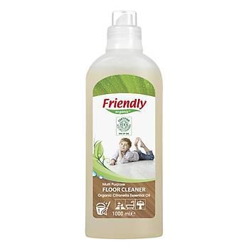 Friendly Organic - Çok Amaçlý Yer Temizleyici