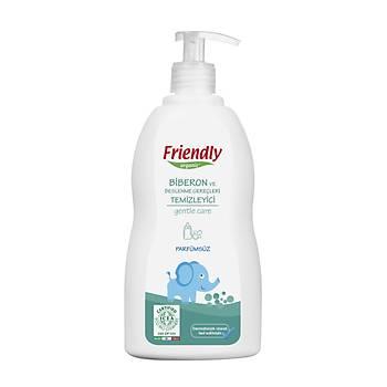 Friendly Organic Biberon ve Beslenme Gereçleri Temizleyici- Parfümsüz - 500 ml