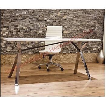 Z4810 Metal Ayaklı Ofis Masası