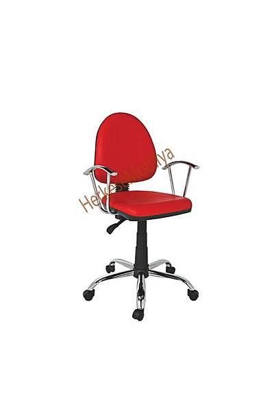 Cosmo Paint Krom Bilgisayar Sandalyesi