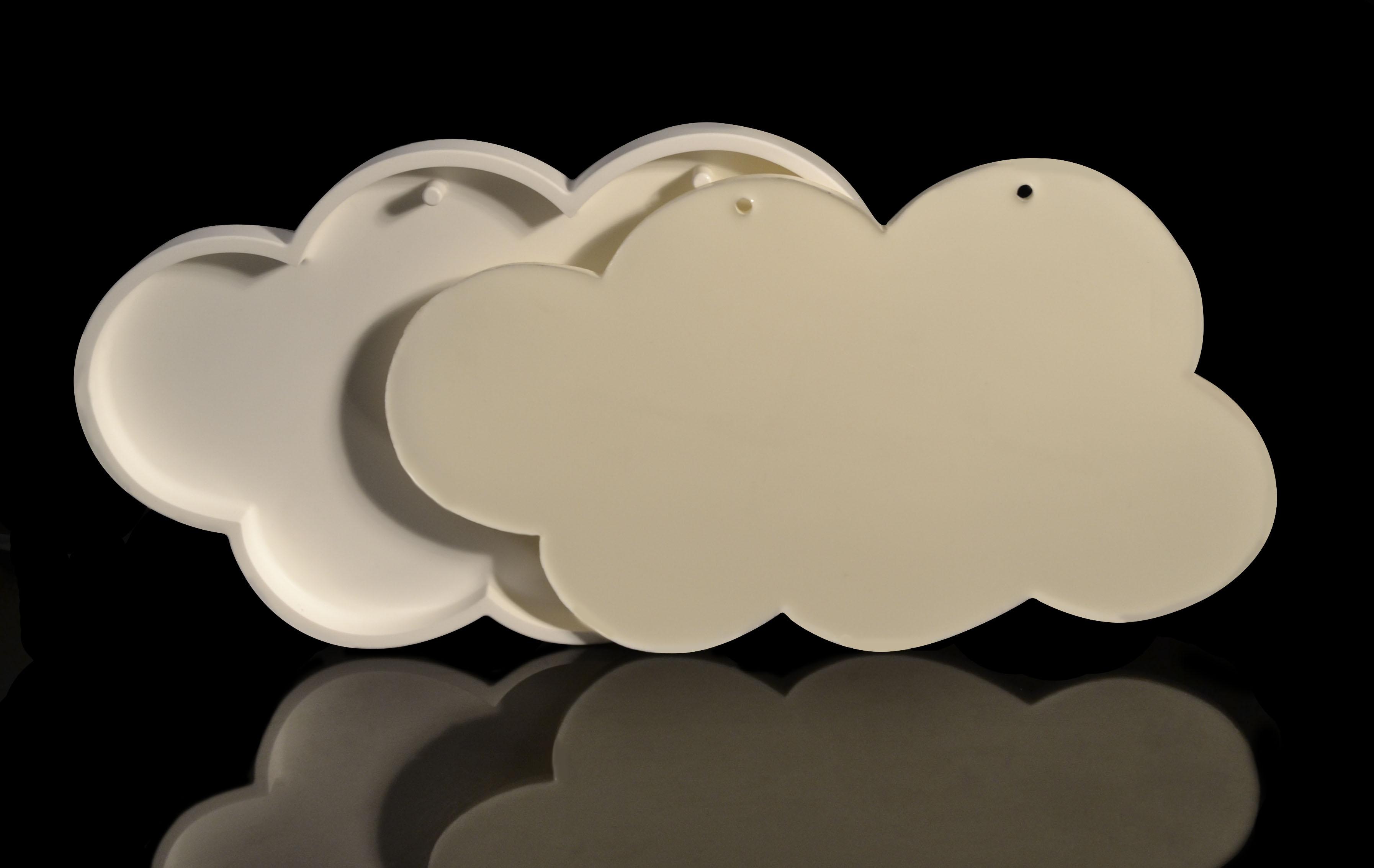 Bulut Tabanlik Silikon Kalip