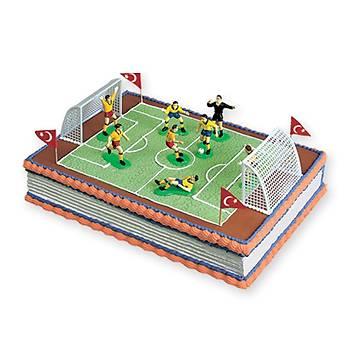 Büyük Futbol Takýmý Galatasaray pasta oyuncaðý