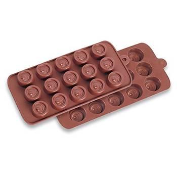 Baþ Dönmesi Çikolata Kalýbý
