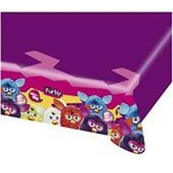 Furby Dogum Gunu Masa Örtüsü