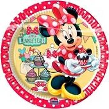 Minnie Mouse Cafe Parti Tabaðý
