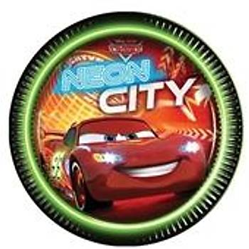 Cars Neon City Dogum Gunu Tabaðý