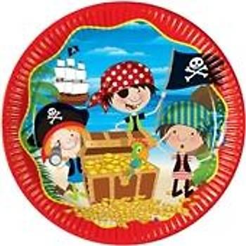 Little Pirates Korsan Doðum Günü Parti Tabaðý