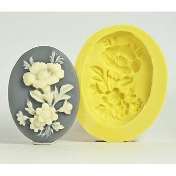Çiçek Minik silikon