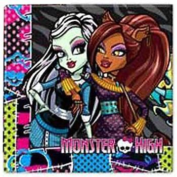 Monster High  Peçete