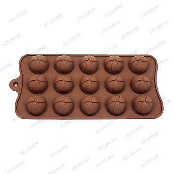 Yuvarlak Çikolata Kalýbý
