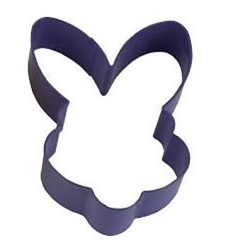 Bugs Bunny Renkli Metal Kalýp