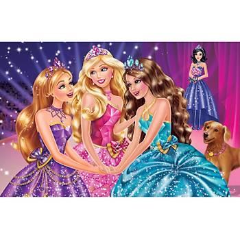 Barbie Gofret Plaka