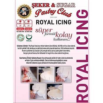 Seker Sugar Royal Ýcing Tozu 500 gr
