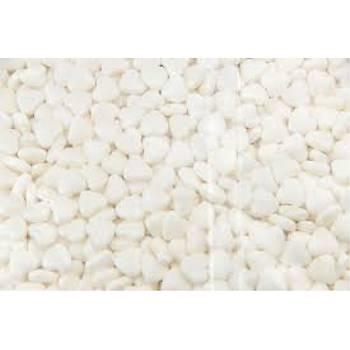 Beyaz Kalp Draje 1000 gr