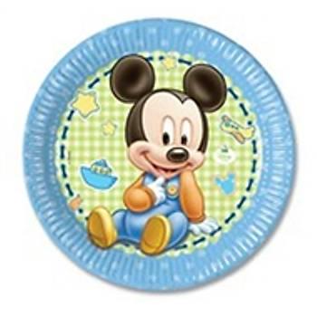 Disney Baby Mickey Tabak 8 ad 23 cm