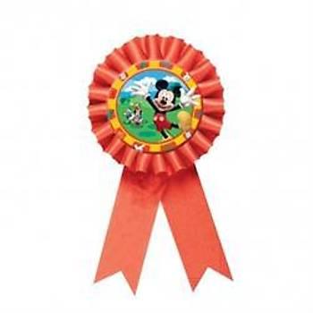 Mickey Mouse Parti Rozeti