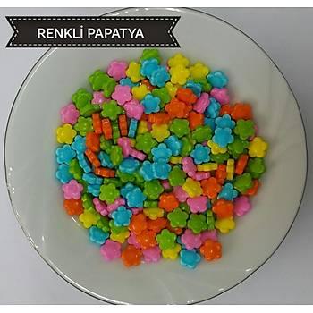 Renkli Papatya Sprinkles 40 gr.