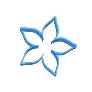 Çiçek Policarbon Kurabiye Kalýbý
