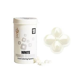 White Power flowers Beyaz Çikolata Boyasý 50 gr