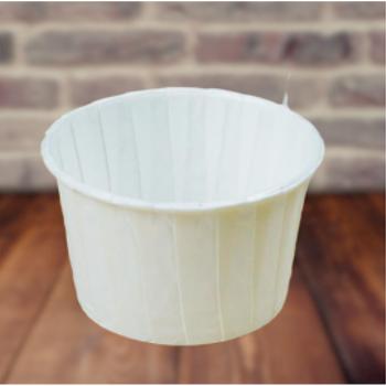 Beyaz 60X40 Cupcake Kaðýdý 50 Adet