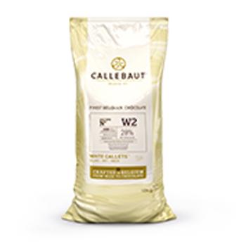 Callebaut Beyaz Kuvertur %28  Drop (10 KG)