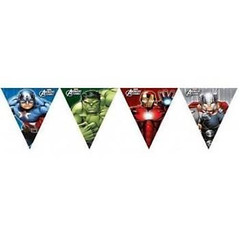 Avengers Multi Heroes  Üçgen Filama